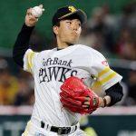 千賀滉大(ソフトバンク)お化けフォークの使い手の嫁や年俸をチェック!WBCベストナインでメジャー行きはある?