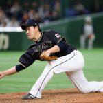 牧田和久(西武)年俸や成績、球種や投球スタイル、彼女の存在や海外移籍についても
