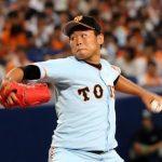 田口麗斗(巨人)左のエースの年俸や投球スタイル、何故打たれない?可愛すぎるチアの嫁も気になる!!