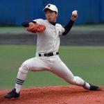 桜井周斗(日大三)消えるスライダーが凄い!球速や球種、ドラフト先が気になる!
