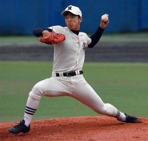 桜井周斗(日大三)消えるスライダーが凄い!球速や球種 ...