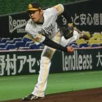 石川柊太(ソフトバンク)千賀に続く育成の星!球速や投球スタイルや年俸が気になる!