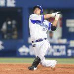 宮崎敏郎(DeNA)苦労人ブレイクで首位打者か?!年俸や成績、彼女や結婚についても気になる!