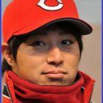 野村祐輔(広島)昨季最多勝の投球スタイルや成績・年俸、彼女の噂が気になる!