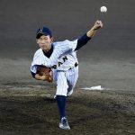 及川雅貴(横浜)中学No1左腕の家族や彼女、球速や投球スタイルが気になる!スカウト評価も