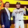 大山悠輔(阪神)ドラ1ルーキーの出身高校大学や年俸、今季成績は?レギュラーなるか?