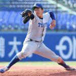 宮台康平(東京大)スカウト評価やドラフト先、球速・投球スタイル、家族や彼女も気になる!