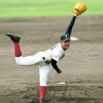 柿木蓮(大阪桐蔭)新エースの出身中学やスカウト評価やドラフト先、投球スタイルや球種、家族や彼女についても!