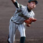 吉住晴斗(鶴岡東)がソフトバンクに一位指名!球速球種、伸びしろも考察