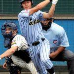 森下翔太(東海大相模)2018ドラフト候補のスカウト評価や通算本塁打は?家族や彼女についても!