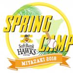 ソフトバンクホークス春季キャンプ2018情報!日程や場所(アクセス)や選手宿泊先は?