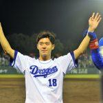 鈴木翔太 (中日)イケメン右腕は今季ブレイクなるか?年俸や成績、彼女や結婚についても