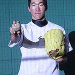 清宮虎多朗(八千代松陰)出身中学や球速球種、スカウト評価やドラフトは阪神が指名か?