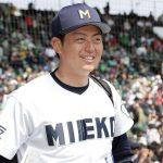小島紳(三重高)イケメン監督の経歴プロフィール、攻撃野球の選手起用法や戦術は?