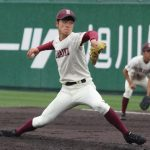 沼田翔平(旭川大高)北海道No1のイケメン右腕のスカウト評価やドラフト先は?家族や彼女についても!
