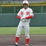 徳丸天晴(てんせい)智辯和歌山の一年生四番の特徴や通算本塁打は?家族についても